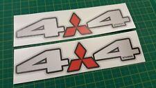 Mitsubishi Pajero Shogun L200 guerrier barbare Animal 4x4 Autocollants Stickers 350 mm