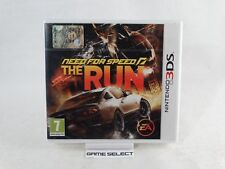 NEED FOR SPEED THE RUN NINTENDO 3DS 2DS DS 3D PAL ITA ITALIANO NUOVO SIGILLATO