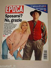 EPOCA=1995/2357=MARA VENIER=RENZO ARBORE=CLAUDIO BAGLIONI=SERGIO CASTELLITTO=