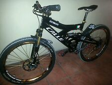 Mtb fullsus bike shimano parts