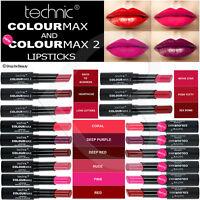 Barra de Labios Larga duración SEMIMATE  technic colour max. lipstick labial