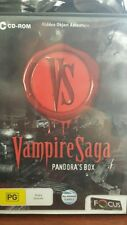 Vampire Saga Pandora's Box PC GAME - FREE POST *