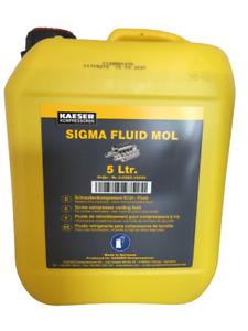 HPC / Kaeser Sigma Fluid Mol 5l. - Compressor Oil