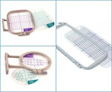 Genuine Brother Embroidery Machine Hoop Frames - NV750 F440e - S M L XL Sizes