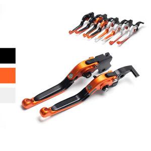 Folding Extendable Brake Clutch Levers For DUKE 125 200 250 390 2012-2020 19