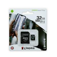 32GB Kingston Micro SD Memory Card For Samsung Galaxy S9 S9+ Plus Mobile