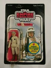 Star Wars Empire Strikes Back Revenge Of The Jedi Rebel Commander 1982 MOC