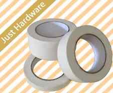 20 Rolls of Masking Tape 24mm x 50m Premium Quality New