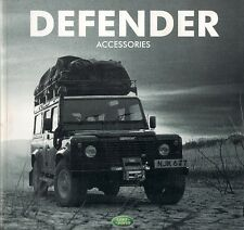 Land Rover Defender Accessories 2001-02 UK Market Sales Brochure