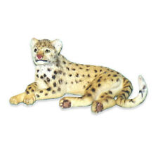 Free Shipping | Aaa 96562Lyg Cheetah Lying Wild Animal Replica - New in Package