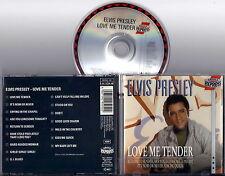 ELVIS PRESLEY - Love me tender (Ariola Express 16 tracce) CD