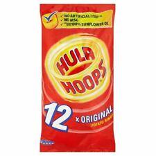 KP Hula Hoops - Original (12x25g) - Pack of 6
