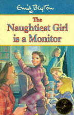 The Naughtiest Girl is a Monitor by Enid Blyton (Paperback, 1997)
