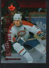 MARK RECCHI 1997/98 DONRUSS CANADIAN ICE  #53  DOMINION CANADIENS SP #111/150