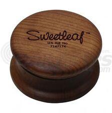 Sweetleaf Grinder - Original Wooden Pocket Size Herb Grinder