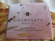Champneys Summer Dream Butter Soufflé 50ml Travel Size NEW BOXED