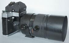 Rubinar 500mm/5,6 mirror lens special version for Pentacon six Exakta 66 Kiev 60