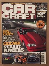 Car Craft Chicago Street Racers Small Tire Drag Racing Nov 2014 FREE SHIPPING!
