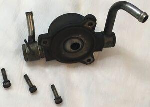 1981-87 Isuzu Pup Chevy LUV ~ Vacuum Pump & Screws for 2.23 Diesel