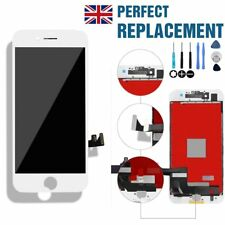 """LCD For iPhone 7 4.7"""" Screen Digitizer Touch Display White Assembly Replacement"""