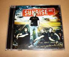 Sunrise Avenue - On the Way to Wonderland - Album CD - Only - Heal Me - ...