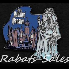 Haunted Mansion - Ghost Bride Pin - LE2500 Walt Disney World