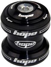 "Hope Conventional Headset 1-1/8"" MTB XC AM Enduro DJ - Black - Brand New"