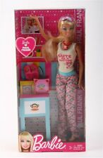 MATTEL BARBIE COLLECTOR PINK LABEL PAUL FRANK DOLL LIMITED TROUSERS W9579