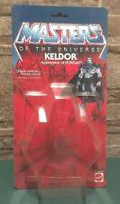 Masters of the Universe MAITRES Keldor Karte, custom, blister