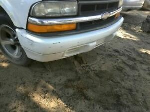 Front Bumper Chevrolet Body Color Fits 98-05 BLAZER S10/JIMMY S15 345632