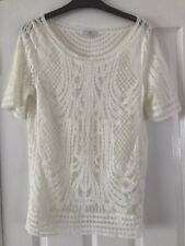 New Look Lace Top Size 10 Brand New