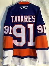 Reebok Premier NHL Jersey New York Islanders John Tavares Blue sz L