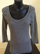 BRAND NEW, Tokito  Womens  Pure Wool Long Sleeve Top in size L RRP $69.95