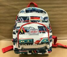 Cath Kids Boys Rucksack School Bag by Cath Kidston With Train Design (GA 25312)