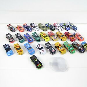 1990's & 2000's RACING CHAMPIONS NASCAR 1:64 CARS - LOT OF 28
