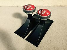 "PROMASTER 5 1/8"" x 15 1/16"" Horn Tweeter Speakers Drivers PA.PAIR.Custom +X OVER"