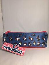 Hello Sanrio Cost Plus World Market Pencil Fabric Pouch Case Hello Kitty + More
