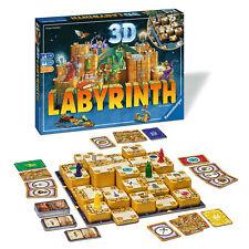 Jeu Labyrinth 3D Ravensburger RAG262793 famille société
