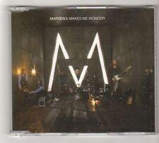(FZ829) Maroon 5, Makes Me Wonder - 2007 DJ CD