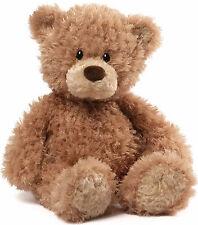 Gund STITCHIE Classic Tan Teddy Bear Plush Stuffed Animal Toy 14 Inch NEW Tags
