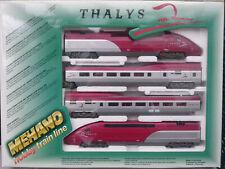Mehano T675 TGV Thalys 4-teilig DC OVP H0
