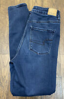 American Eagle Women's Super Stretch Highest Rise Jegging Womens Jeans Size 10 R