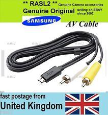 Genuine SAMSUNG AV Cable CB5MA11 NX1000 NX200 WB800f WB750 WB150f WB100 WB-101f