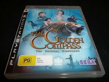 THE GOLDEN COMPASS PS3 GAME NEW