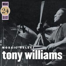 TONY WILLIAMS - MOSAIC SELECT #24: BY TONY WILLIAMS (DRUMS) 3-CD BOX SET (NEW)