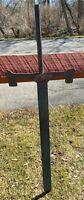 Vintage Handmade Steel Viking Sword, With Steel Handle