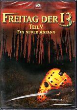 Friday the 13. Part 5 , Freitag der 13. Teil 5 , 100% uncut , Erstauflage