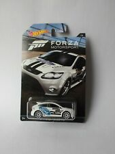 Hot Wheels USA Forza Motorsport - 2009 Ford Focus RS