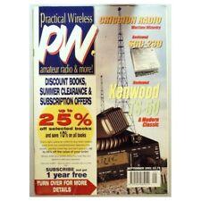 Practical Wireless Magazine September 2001 mbox551 Kenwood TS-50