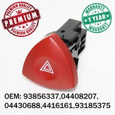 Rotes Dreieck Risiko Warnung Lichtschalter Schalter Armaturenbrett für RENAULT